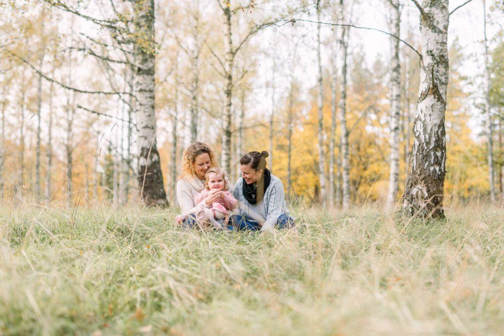fotograf Linköping familj