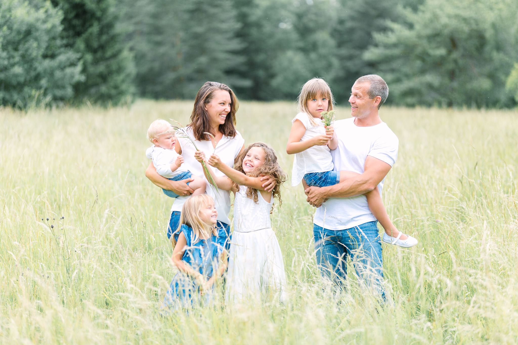 Barnfotograf familjefotograf i Linköping